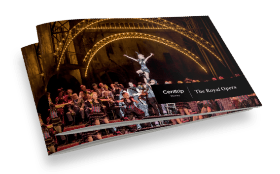The Royal Opera brochure